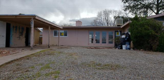 2710 Gretta Street NE, Albuquerque, NM 87112 (MLS #941205) :: Campbell & Campbell Real Estate Services
