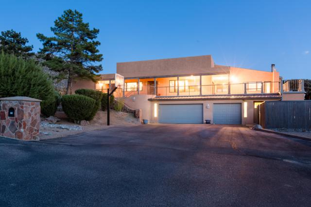 211 Spring Creek Place NE, Albuquerque, NM 87122 (MLS #941263) :: Campbell & Campbell Real Estate Services