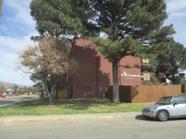 1100 Alvarado #112 Drive SE #112, Albuquerque, NM 87108 (MLS #941267) :: The Bigelow Team / Realty One of New Mexico