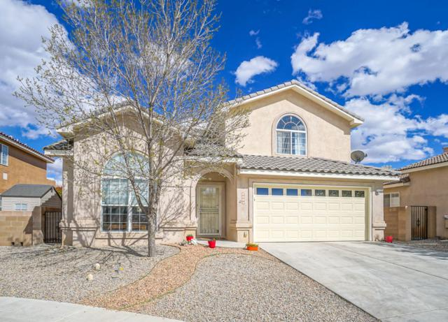 4840 Mcnary Court NW, Albuquerque, NM 87120 (MLS #941279) :: Campbell & Campbell Real Estate Services