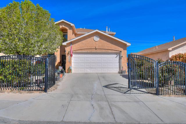 10701 Four Mile Road SW, Albuquerque, NM 87121 (MLS #941325) :: Silesha & Company