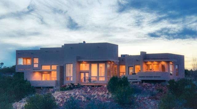 144 Diamond Tail Road, Placitas, NM 87043 (MLS #941326) :: Campbell & Campbell Real Estate Services