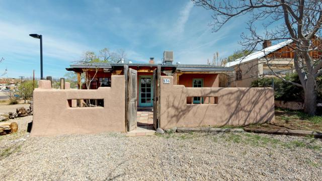 536 Mulberry Street SE, Albuquerque, NM 87106 (MLS #941352) :: Campbell & Campbell Real Estate Services