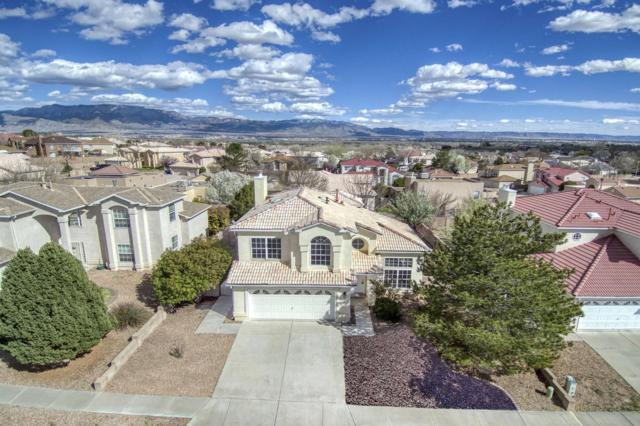 8104 Rancho Cielo NW, Albuquerque, NM 87120 (MLS #941354) :: Campbell & Campbell Real Estate Services