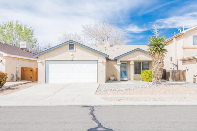6205 Summer Ray Road NW, Albuquerque, NM 87120 (MLS #941448) :: Silesha & Company
