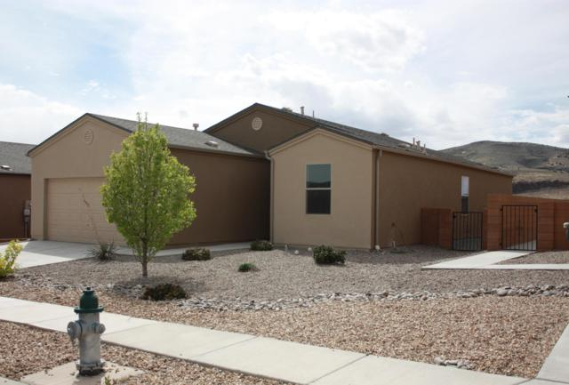 1810 Camino Rustica, Los Lunas, NM 87031 (MLS #941452) :: Campbell & Campbell Real Estate Services
