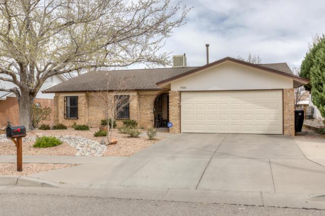 7405 Scotts Place Place NE, Albuquerque, NM 87109 (MLS #941486) :: Silesha & Company