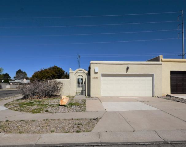 12101 Calle Zagal NE, Albuquerque, NM 87111 (MLS #941515) :: The Bigelow Team / Realty One of New Mexico