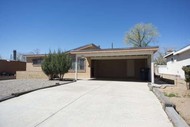10121 Blume Street, Albuquerque, NM 87112 (MLS #941535) :: Campbell & Campbell Real Estate Services