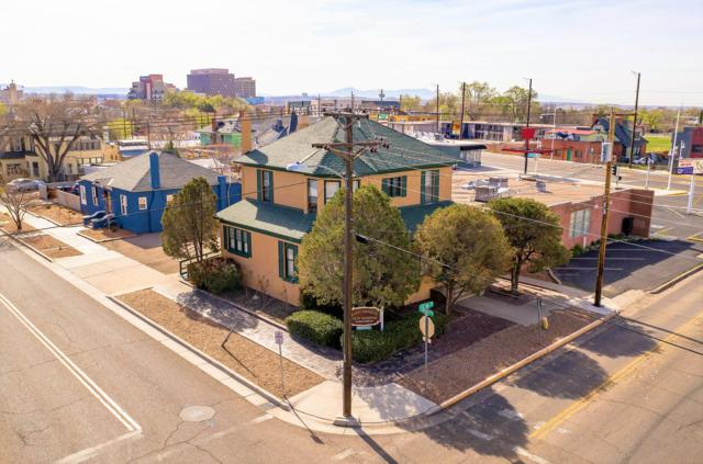 110 12th Street NW, Albuquerque, NM 87102 (MLS #941555) :: Campbell & Campbell Real Estate Services