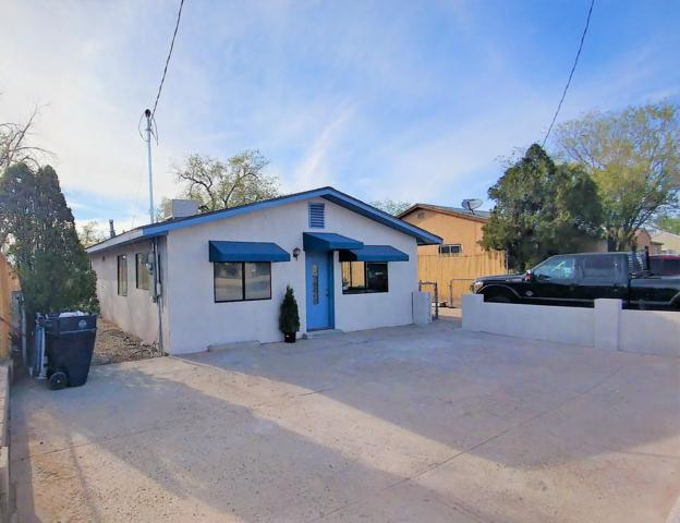 2319 1/2 Broadway Boulevard, Albuquerque, NM 87102 (MLS #941588) :: Campbell & Campbell Real Estate Services