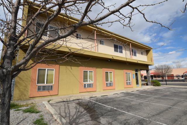 351 Washington - Unit 101 Street, Albuquerque, NM 87108 (MLS #941629) :: Campbell & Campbell Real Estate Services