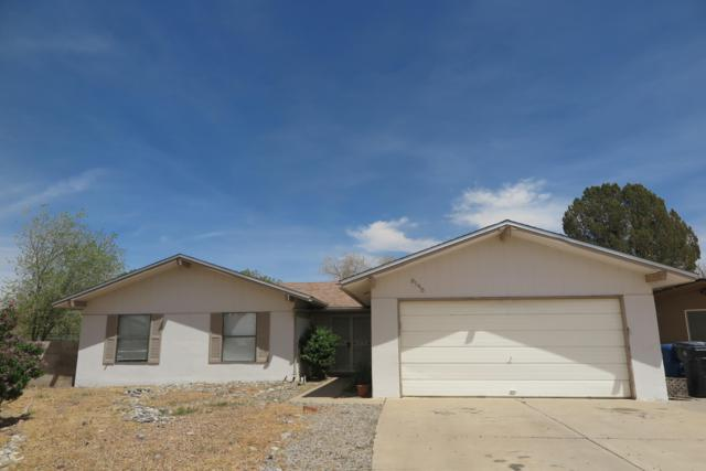 8145 Irwin Street NE, Albuquerque, NM 87109 (MLS #941665) :: Campbell & Campbell Real Estate Services