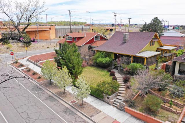 816 Silver Avenue SE, Albuquerque, NM 87102 (MLS #941720) :: Campbell & Campbell Real Estate Services