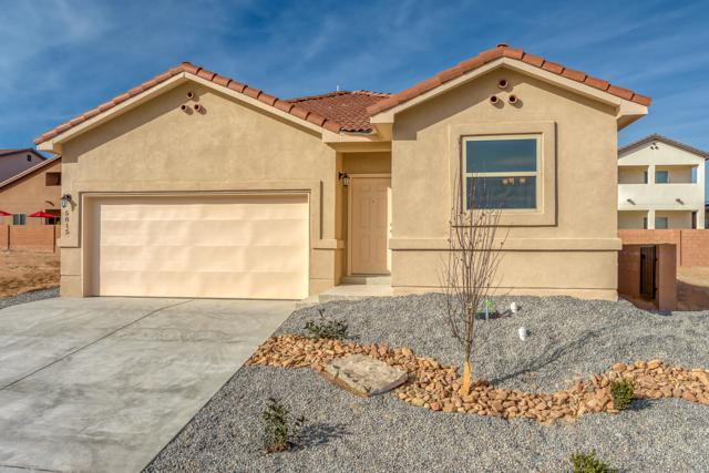 5815 Mafraq Avenue NW, Albuquerque, NM 87114 (MLS #941762) :: Campbell & Campbell Real Estate Services
