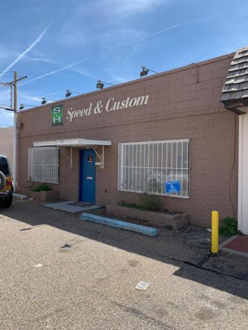 5312 Coal Avenue SE, Albuquerque, NM 87108 (MLS #941801) :: Silesha & Company