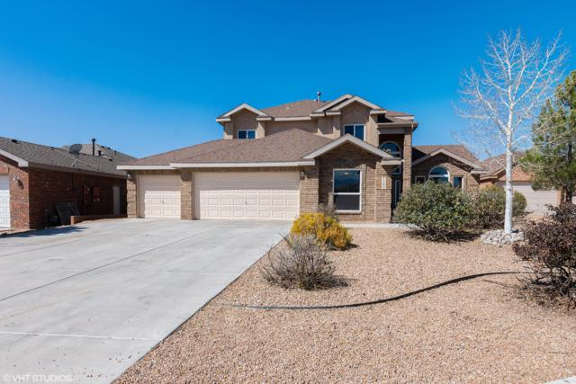 1509 Corte Castellana SE, Rio Rancho, NM 87124 (MLS #941842) :: The Bigelow Team / Red Fox Realty