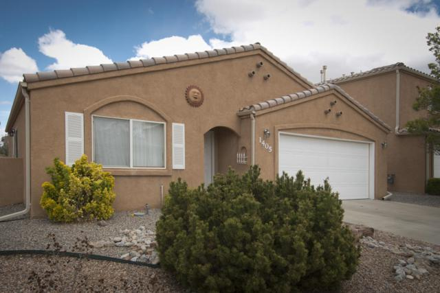 1405 Villa Lila Street NE, Albuquerque, NM 87113 (MLS #941908) :: Campbell & Campbell Real Estate Services