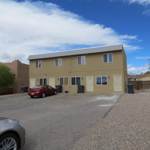 323 Geraldine Loop SE, Rio Rancho, NM 87124 (MLS #941941) :: Campbell & Campbell Real Estate Services