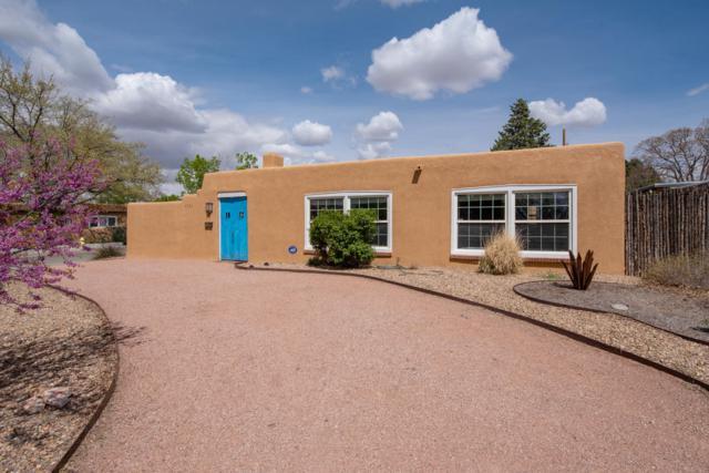 4101 Hannett Avenue NE, Albuquerque, NM 87110 (MLS #942075) :: Campbell & Campbell Real Estate Services