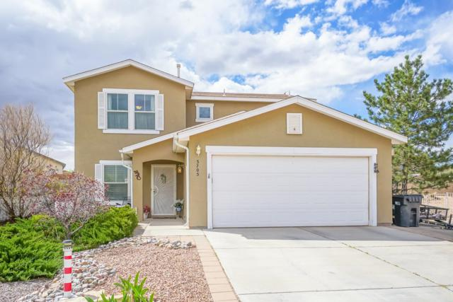 3705 Rancher Loop NE, Rio Rancho, NM 87144 (MLS #942113) :: Campbell & Campbell Real Estate Services