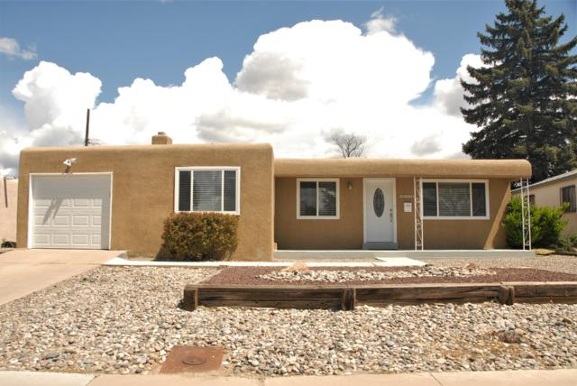 2132 Altez Street NE, Albuquerque, NM 87112 (MLS #942121) :: Campbell & Campbell Real Estate Services