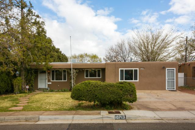 10713 Apache Avenue NE, Albuquerque, NM 87112 (MLS #942134) :: Campbell & Campbell Real Estate Services