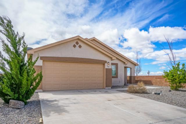 265 El Camino Loop NW, Rio Rancho, NM 87144 (MLS #942139) :: Campbell & Campbell Real Estate Services