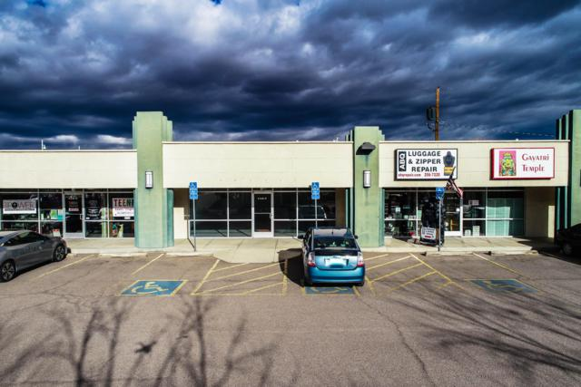 136 Washington Street SE Ste B, Albuquerque, NM 87108 (MLS #942196) :: Campbell & Campbell Real Estate Services