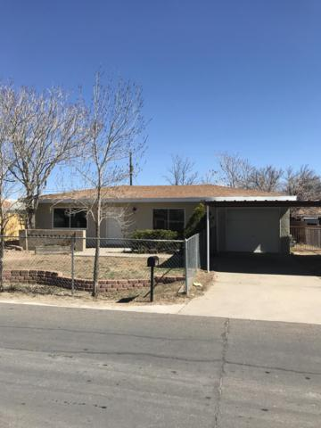 4646 Glen Drive SW, Albuquerque, NM 87105 (MLS #942218) :: Campbell & Campbell Real Estate Services