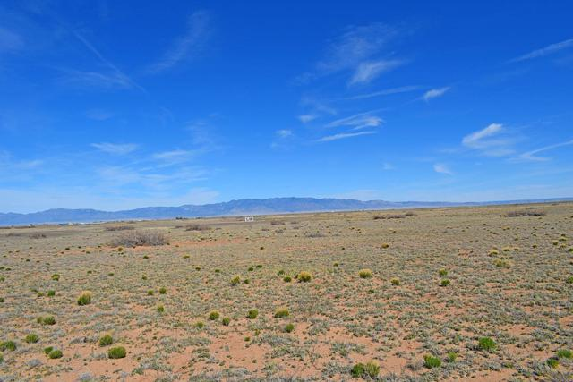 Lot 457 Rancho Rio Grande, Belen, NM 87002 (MLS #942250) :: The Bigelow Team / Realty One of New Mexico