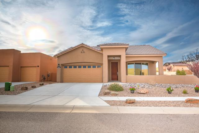 6119 Pecos Trail Drive NE, Rio Rancho, NM 87144 (MLS #942251) :: Campbell & Campbell Real Estate Services