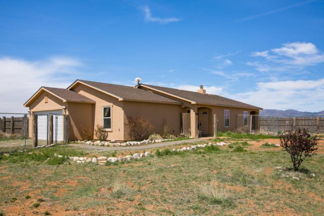 6 Huston Road, Edgewood, NM 87015 (MLS #942271) :: Campbell & Campbell Real Estate Services