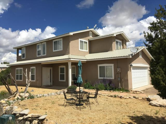 44 Snowflake Trail, Edgewood, NM 87015 (MLS #942308) :: Campbell & Campbell Real Estate Services
