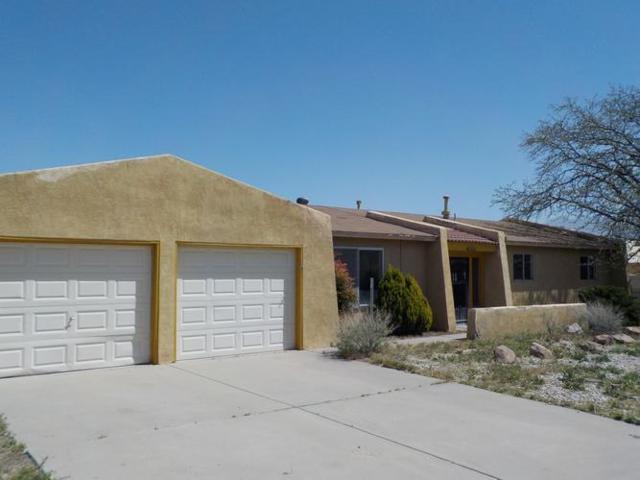 3901 Juan Aldama Court SE, Rio Rancho, NM 87124 (MLS #942320) :: Campbell & Campbell Real Estate Services