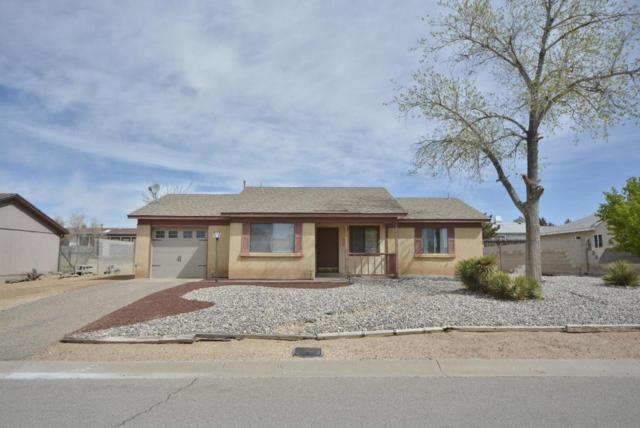 98 Saffin Drive SE, Rio Rancho, NM 87124 (MLS #942323) :: Campbell & Campbell Real Estate Services