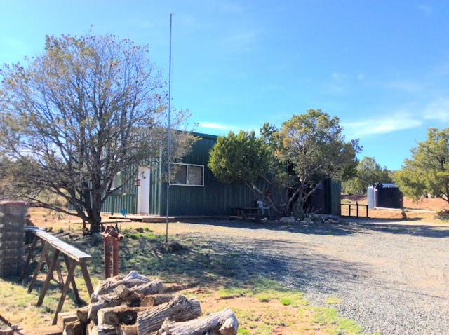 45 Wolf Trail, Edgewood, NM 87015 (MLS #942331) :: Campbell & Campbell Real Estate Services
