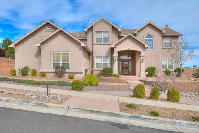 9820 Stone Street NW, Albuquerque, NM 87114 (MLS #942340) :: Silesha & Company