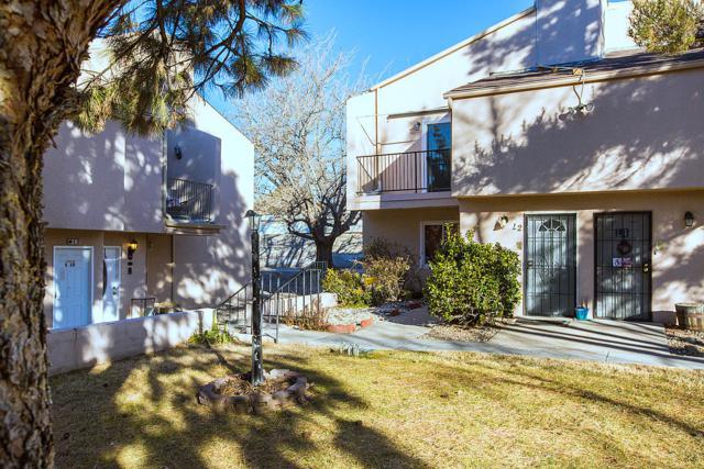 3501 Juan Tabo Boulevard NE L2, Albuquerque, NM 87111 (MLS #942369) :: Silesha & Company
