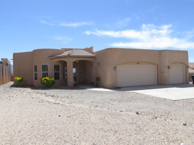 1550 Monterrey Road NE, Rio Rancho, NM 87144 (MLS #942396) :: Campbell & Campbell Real Estate Services