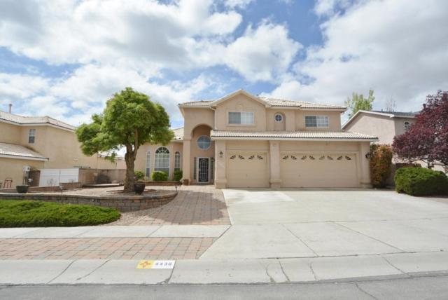 4436 Rancho Largo Road NW, Albuquerque, NM 87120 (MLS #942433) :: Campbell & Campbell Real Estate Services