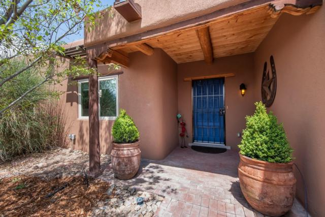 64 Bencsics Road, Corrales, NM 87048 (MLS #942445) :: Campbell & Campbell Real Estate Services
