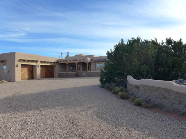 138 Diamond Tail Road Road, Placitas, NM 87043 (MLS #942453) :: Campbell & Campbell Real Estate Services