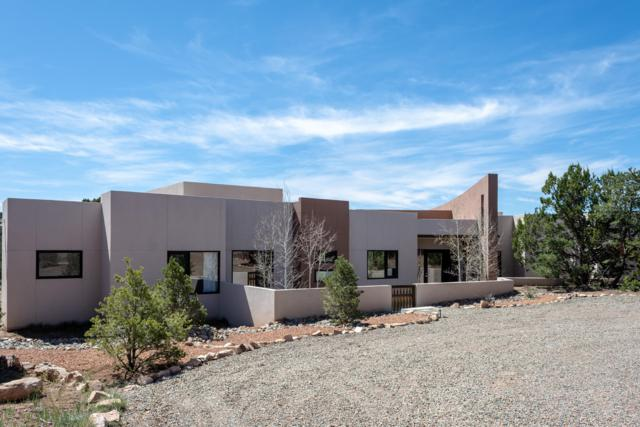 41 Broken Arrow Place, Sandia Park, NM 87047 (MLS #942463) :: Campbell & Campbell Real Estate Services