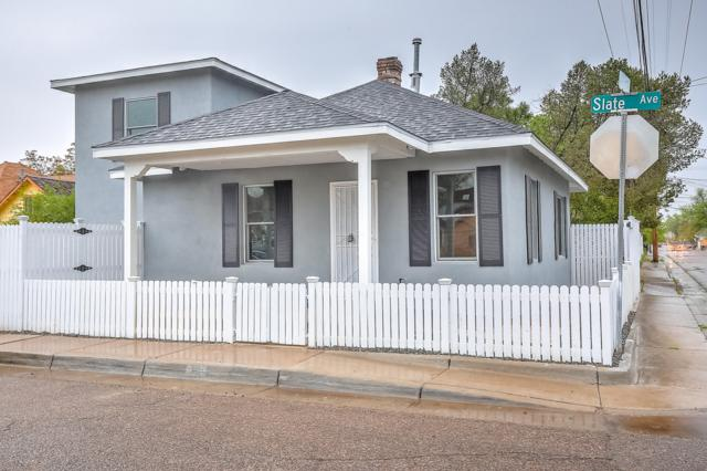 812 Slate Avenue NW, Albuquerque, NM 87102 (MLS #942489) :: Campbell & Campbell Real Estate Services