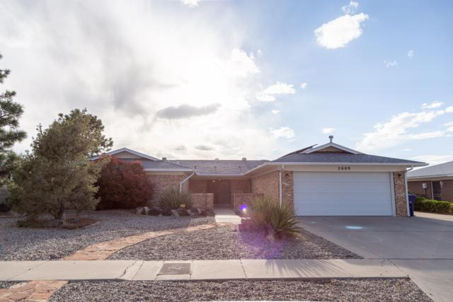 2009 White Cloud Street NE, Albuquerque, NM 87112 (MLS #942499) :: Campbell & Campbell Real Estate Services