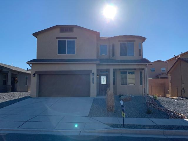 1162 Grace Street NE, Rio Rancho, NM 87144 (MLS #942535) :: Campbell & Campbell Real Estate Services