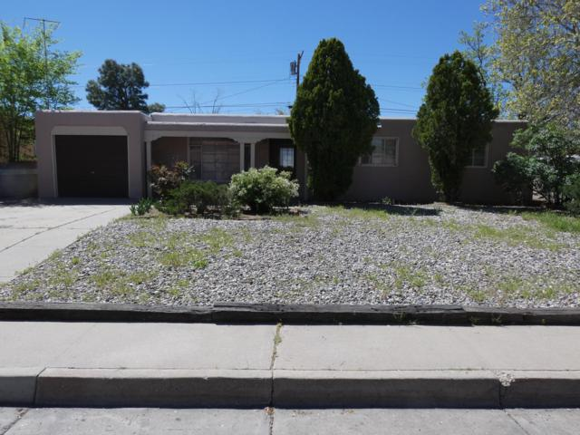 7906 Robin Avenue NE, Albuquerque, NM 87110 (MLS #942550) :: Campbell & Campbell Real Estate Services