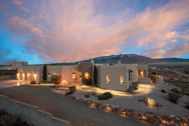 6529 Milpa Alta Road NE, Rio Rancho, NM 87144 (MLS #942572) :: Campbell & Campbell Real Estate Services