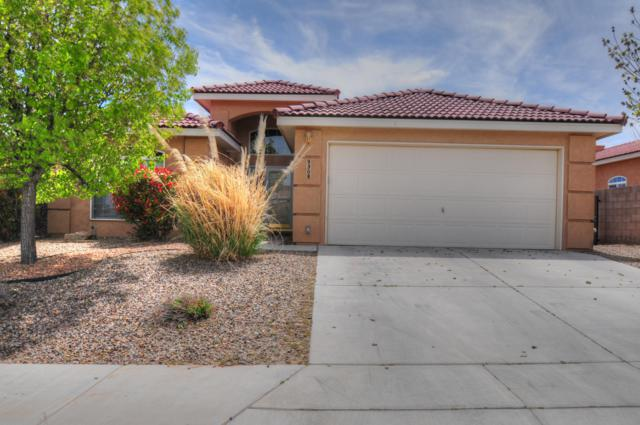 9308 Cumulus Place NW, Albuquerque, NM 87120 (MLS #942591) :: Campbell & Campbell Real Estate Services